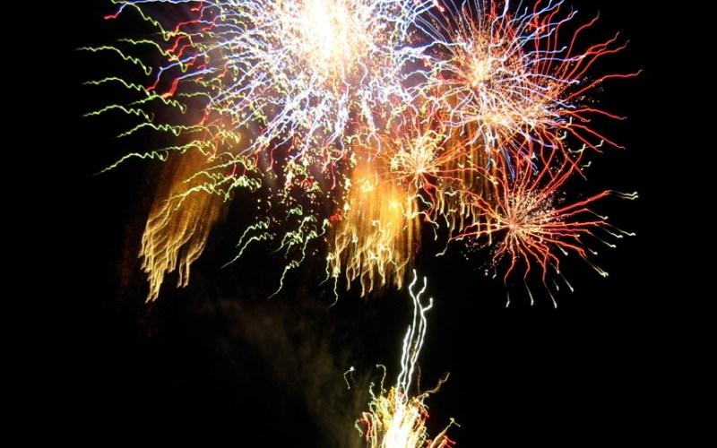 Chigasaki South Beach Fireworks