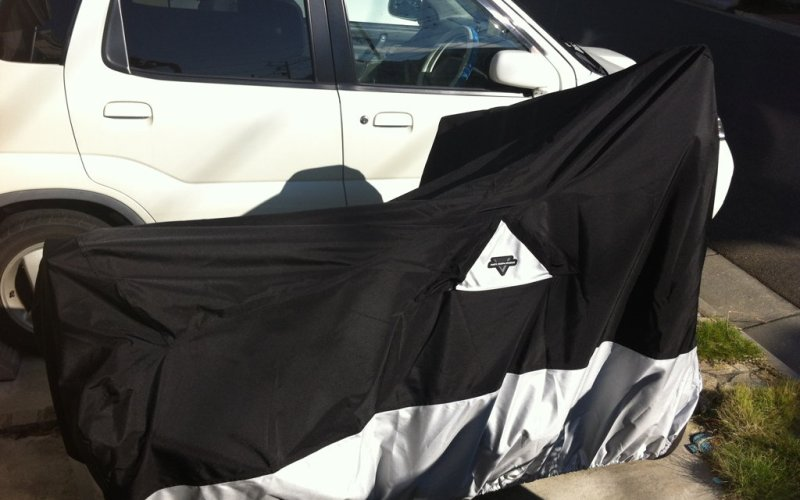 Nelson Rigg Defender 2000 motorcycle cover