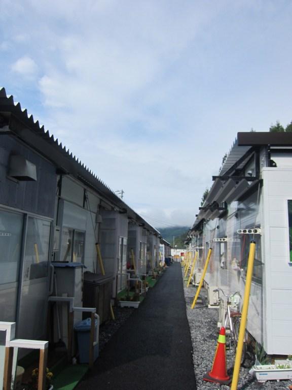 Temp. Housing in Ofunato