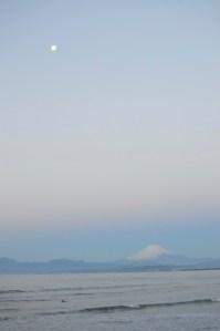 Fuji Just Before the Dawn of 2013