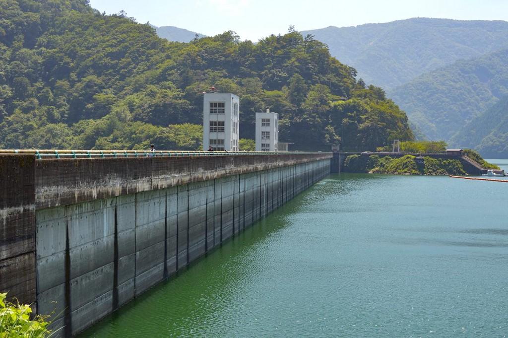 Ogouchi Dam