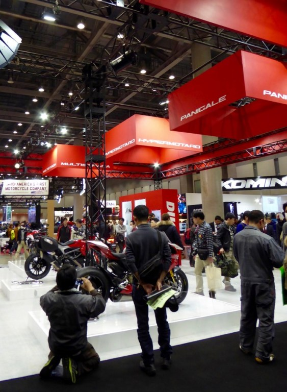 Red Space of Ducati