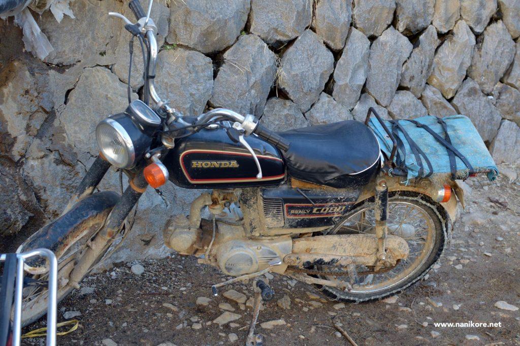 Honda CD working bike