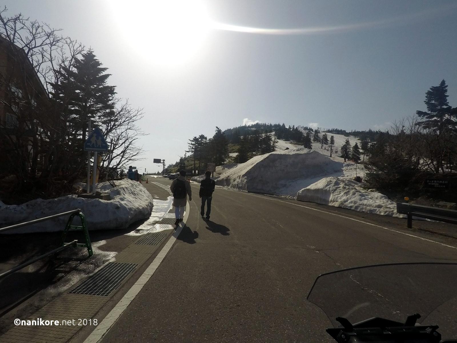 Ski resorts still open