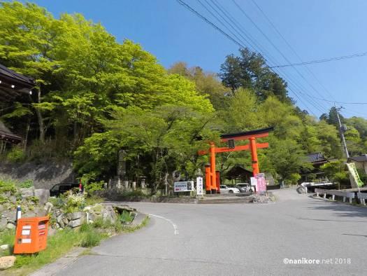 Corner Torii