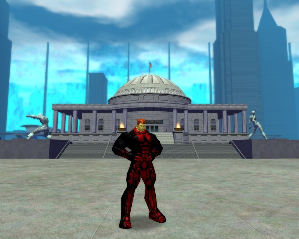 City of Heroes - Obaka lives (but not soon)