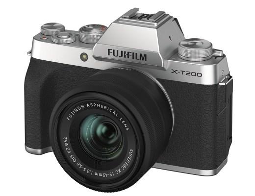 Fujifilm X-T200 camera image