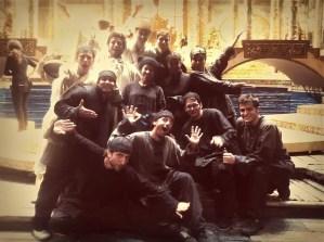 gruppo turandot 2011-Oman-