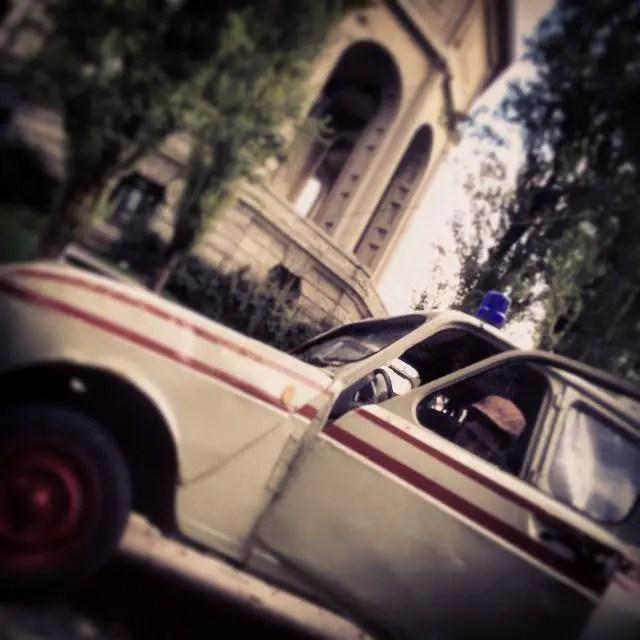 Ieri a #Ferrara! #R4 fuga per la libertà