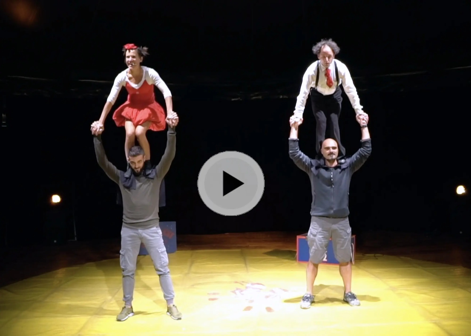 Nanirossi Show promo 2019