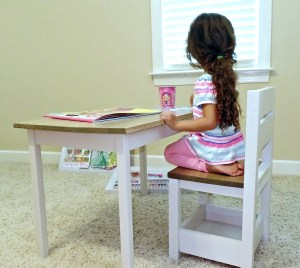 Shreya's table