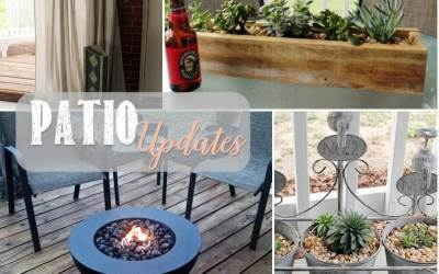 Easy Patio Updates