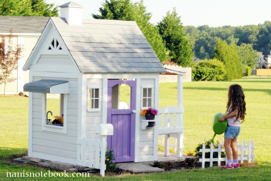 Shreya's playhouse