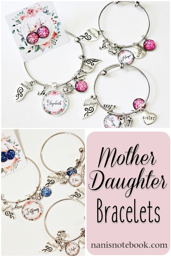 mother daughter bracelets