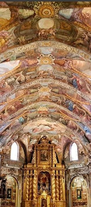 hotel valencia iglesias bonitas