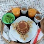 Pancakes, για γλυκά κυριακάτικα πρωινά με τα παιδιά!