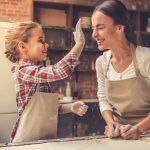 μητρότητα και χιούμορ