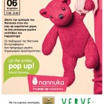 Nannuka the Pop-up experience