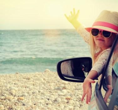 Οικογενειακό ταξίδι με αυτοκίνητο