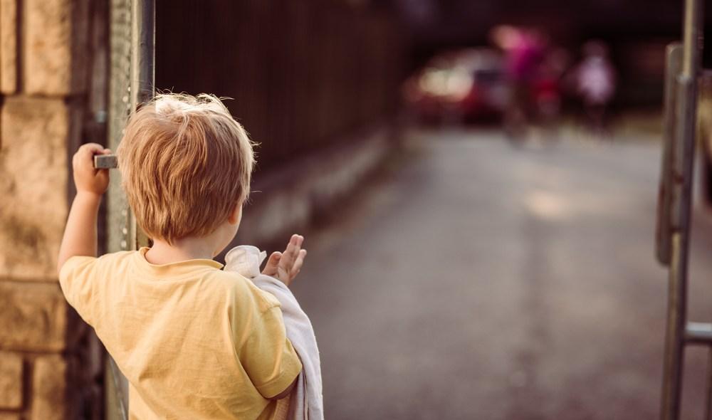 αποχωρισμός από τη babysitter