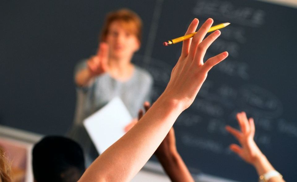 απεργία δασκάλων