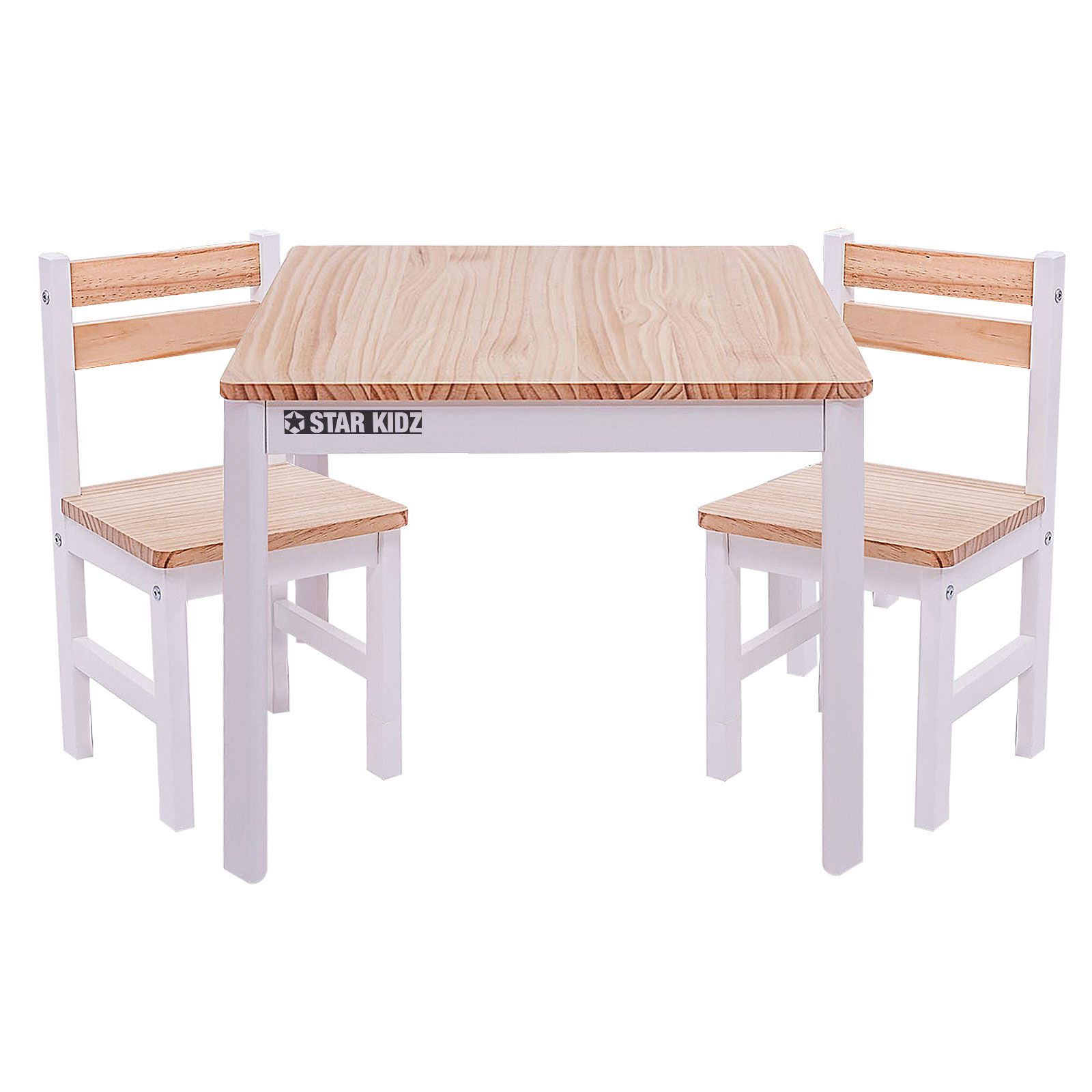 toddler table and chair set south africa plastic dining room covers nu elwood square 2 chairs inverted white