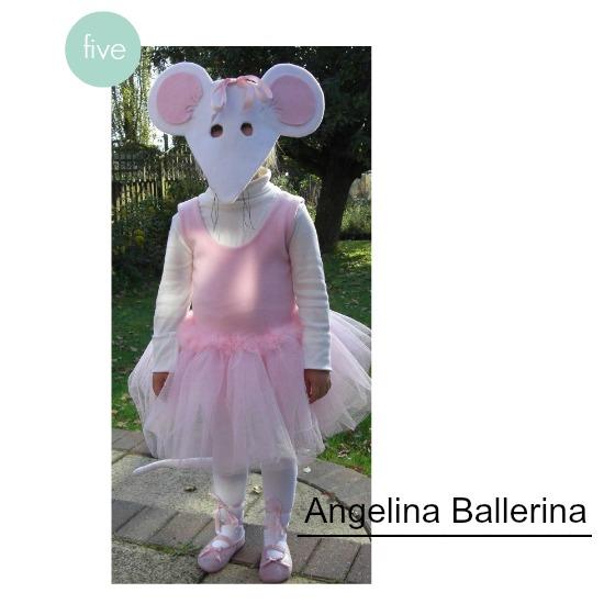 Angelina Ballerina - BookWeek