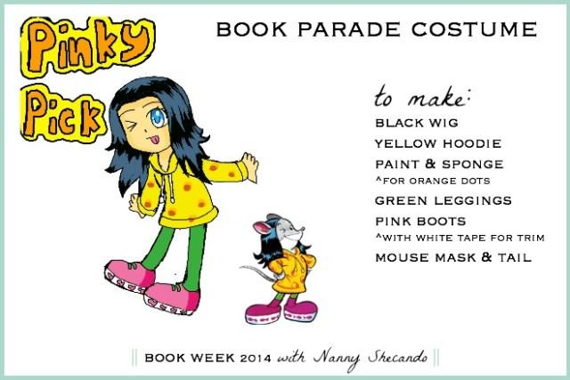 book parade costume