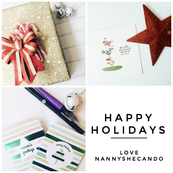HAPPY HOLIDAYS FROM NANNY SHECANDO, 2015 TEASER