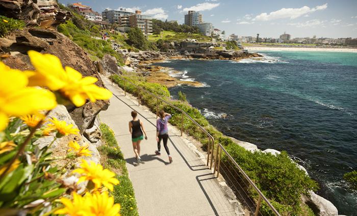 Coogee coastal walk, Brooke Nelson, NANNY SHECANDO