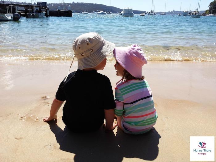 Nanny Share Australia Balmoral Beach