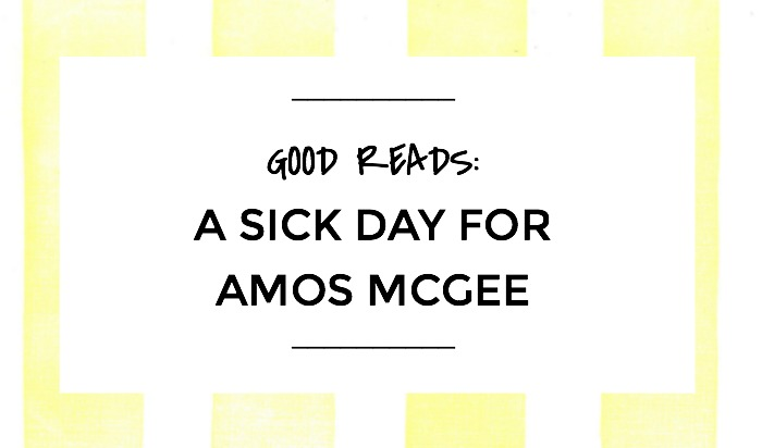Good Reads: A Sick Day For Amos McGee Da Poppins Book Reviews for NANNY SHECANDO