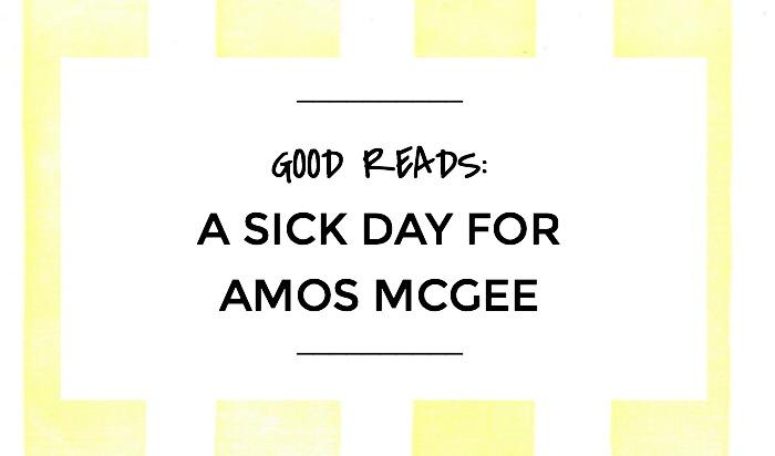 Good Reads: A Sick Day For Amos McGee Da Poppins Book Reviews for NANNY SHECANDO