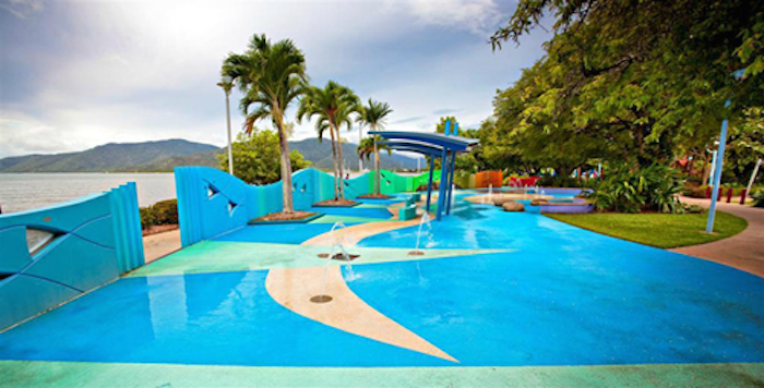 Muddies playground Cairns NANNY SHECANDO