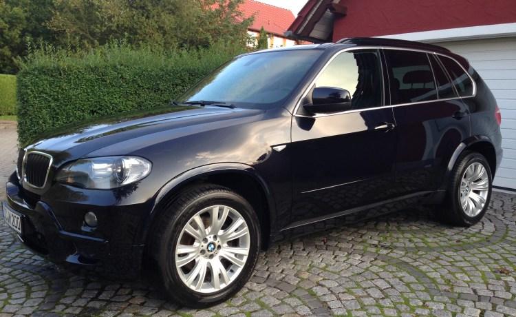 BMW Nanoversiegelung Nanotechnik Thüringen