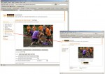 demopage live video encoder browser based streaming - playback