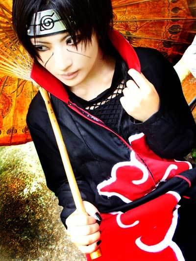 Sasukes Brother , Cosplay