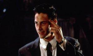 Кадр из фильма «Джонни Мнемоник»