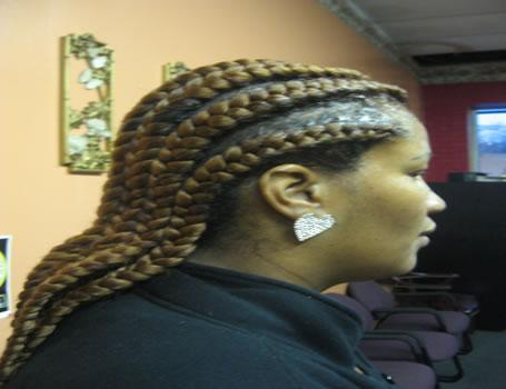Nanou Hair Braiding Gallery French Braids 825 A