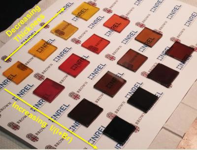 Perovskite Solar Cells