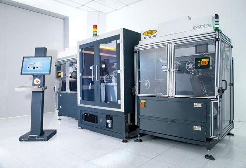 roll-to-roll thermal nanoimprint lithography tool