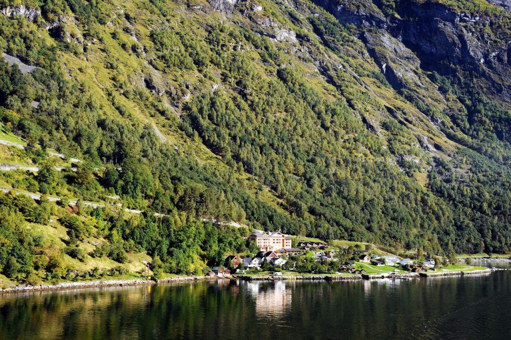 Norwegia przyroda