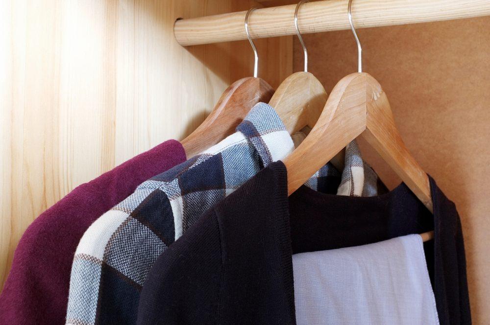 co zrobić z używanymi ubraniami