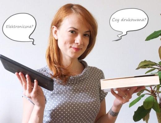 Ebook czy papier