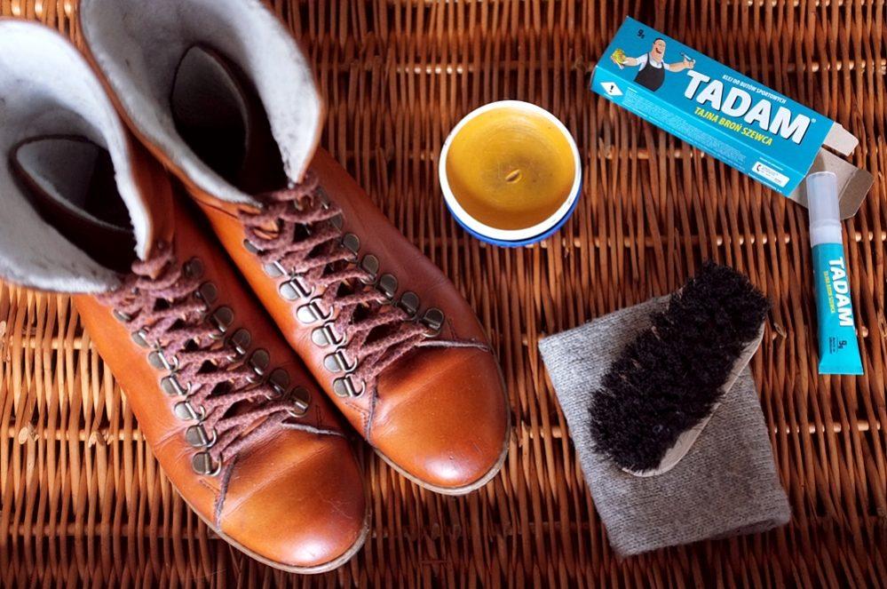 jak zadbać o buty