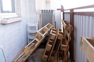 jak odnowić balkon przed i po