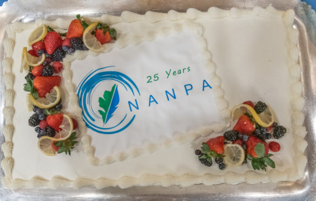 NANPA's year-long 25th birthday celebrations kicked off at the Nature Photography Summit.