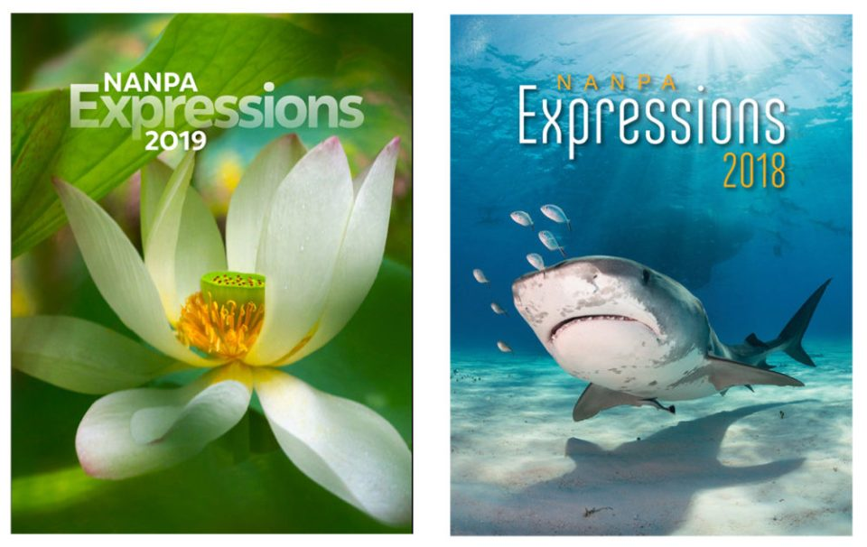 NANPA'S Showcase winners are featured in Expressions, available in the Members' Area on the website.