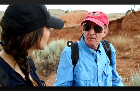 NANPA member and regular blog contributor Jerry Ginsberg was a a consultant to and interviewed on ABC's Nightline program last night (July 29th) in a feature that examined the balance between access and protection at precious natural places, like the Wave, Zion, Horseshoe Bend and other unique, but fragile, locations.