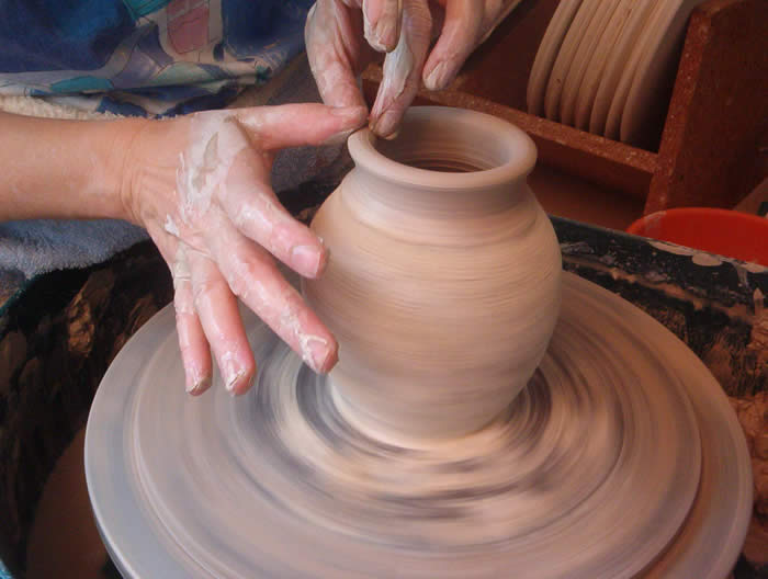 Classes  Nan Rothwell Pottery